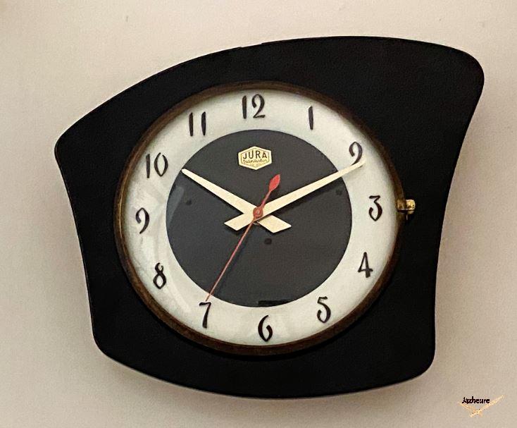 Horloge Jura transistor