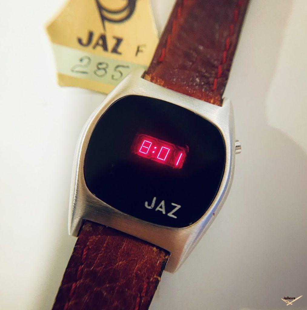 Montre Jaz LED DZ-1707