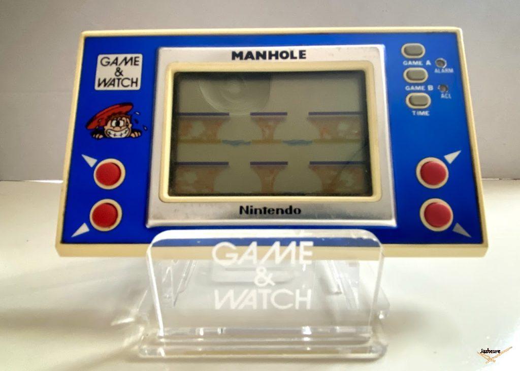 Game & Watch Nintendo (année 1980)