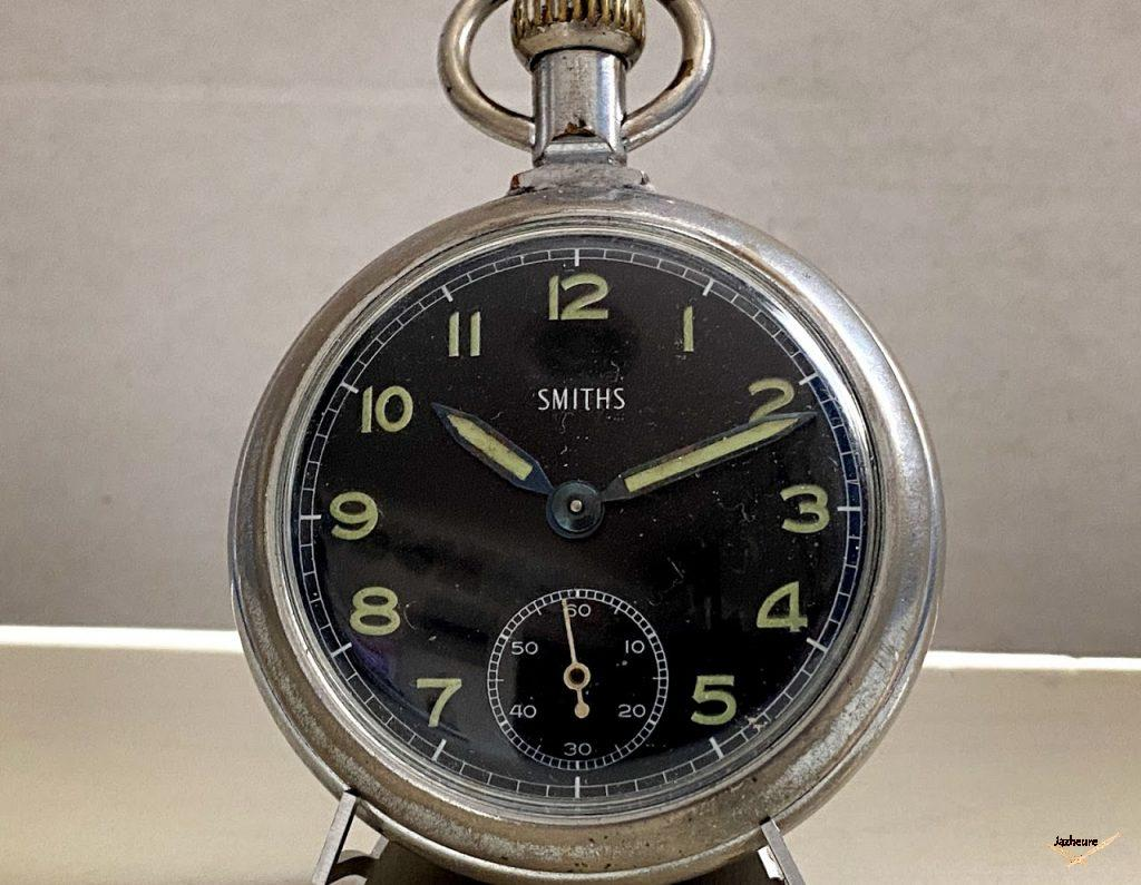 Montre à gousset SMITHS (Année 1950)