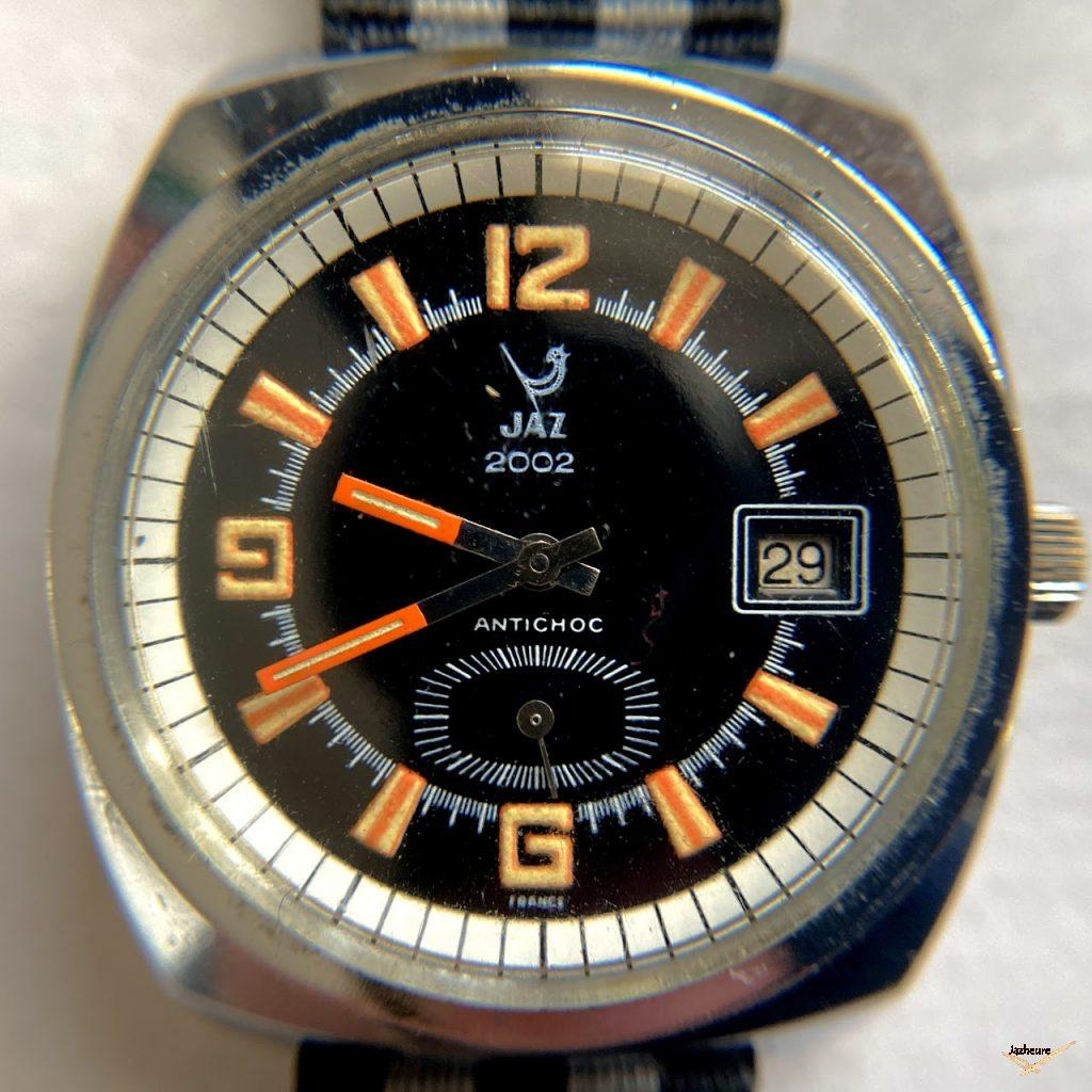 Montre mécanique Jaz 2002 (PC 598)