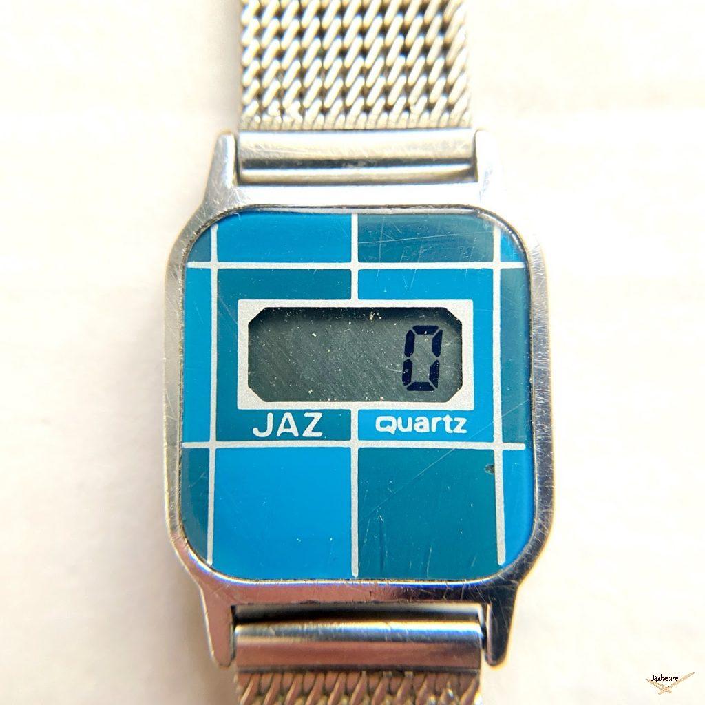 Montre Jaz Quartz (PL 7256)