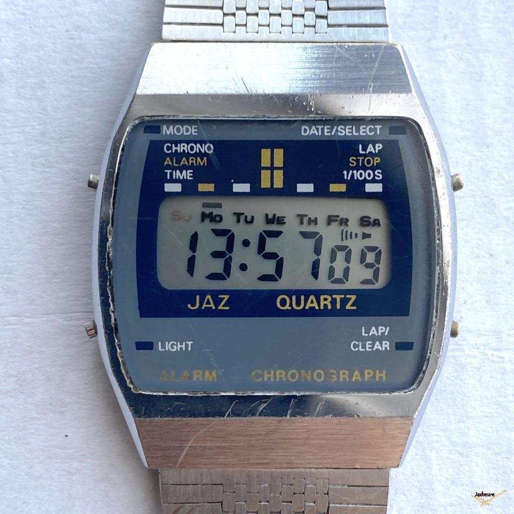 Montre Jaz Quartz (PM 7217)