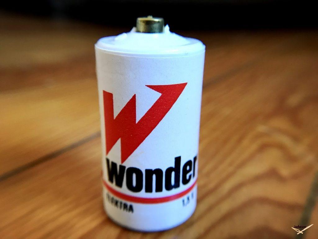 Pile Wonder (1973) recommandée par Vedette.