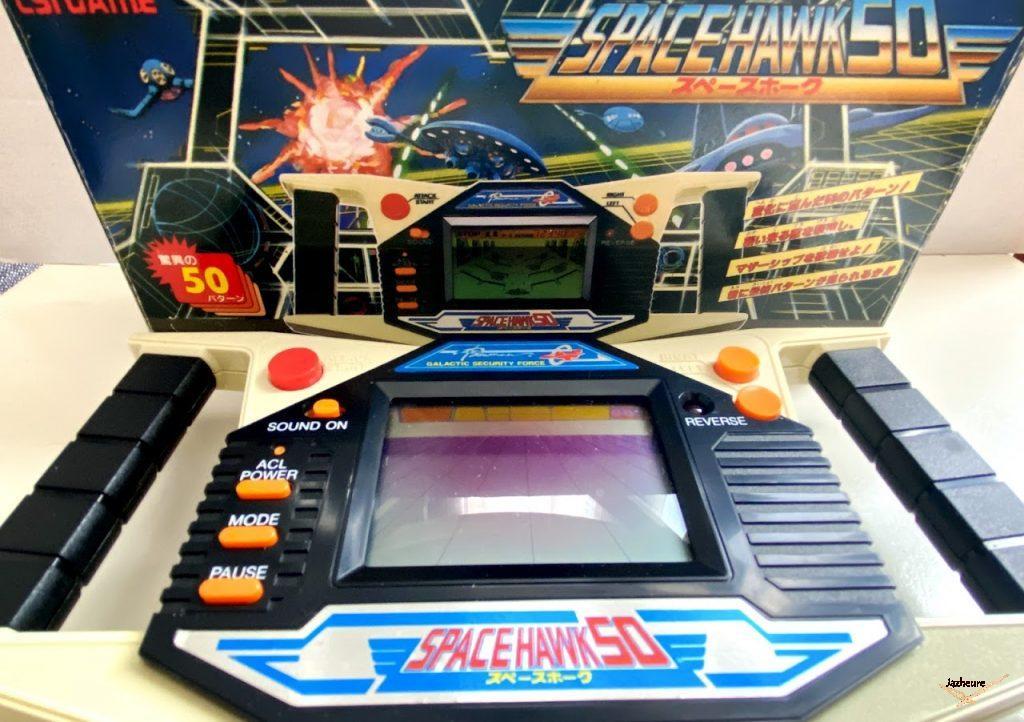 SpaceHawk 50 - Noël 1985