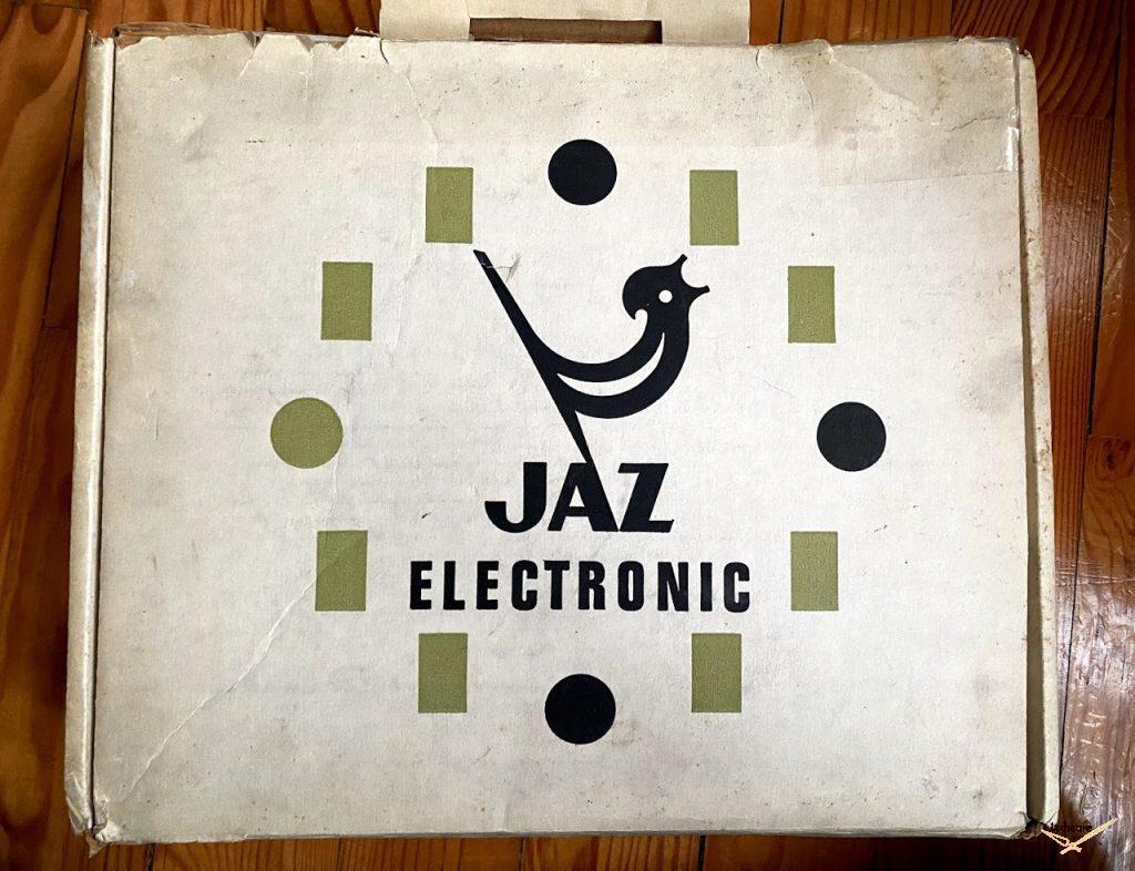 Boite pour horloge Jaz electronic