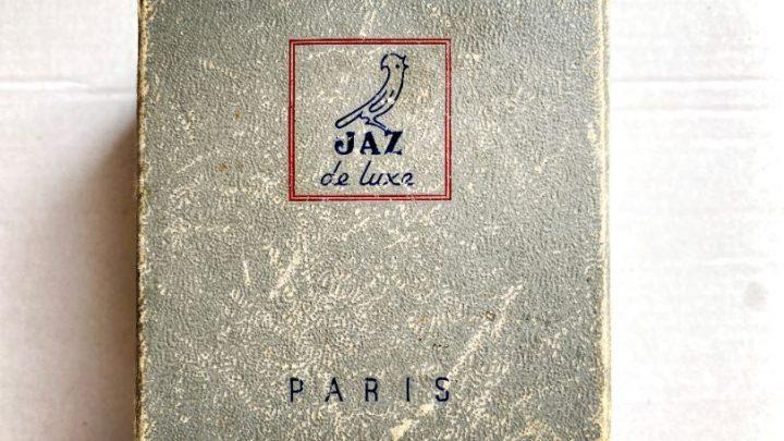 Boite pour réveil Jaz SAPIC (1951-1961)