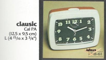Catalogue Jaz 1978 CLAUSIC