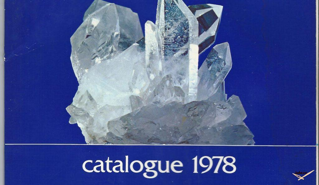 Catalogue Jaz Réveils et Horloges 1978