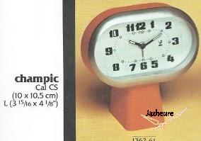 Catalogue Jaz CHAMPIC