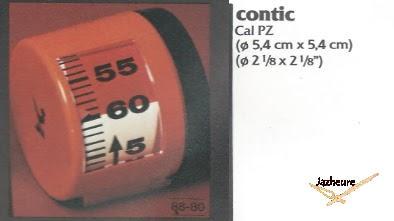 Catalogue Jaz CONTIC