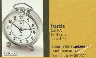 Catalogue Jaz FORTIC