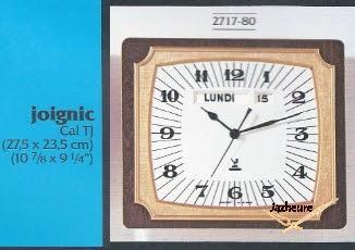 Catalogue Jaz JOIGNIC