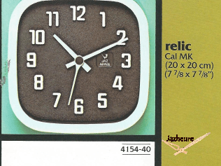 Catalogue Jaz 1978 RELIC