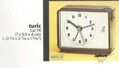 Catalogue Jaz TURIC