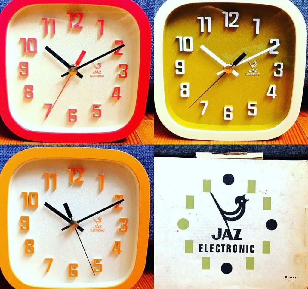 Horloge Jaz RELIC