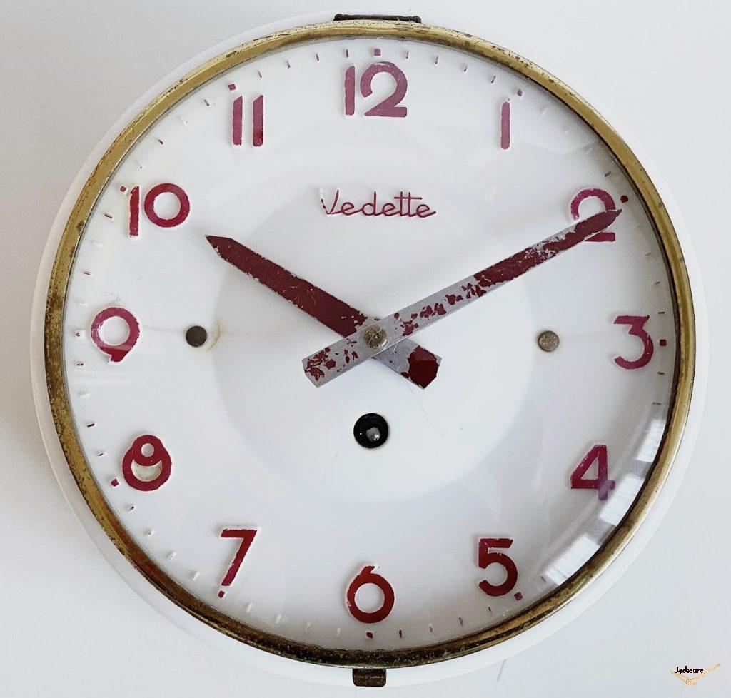 Horloge Vedette mécanique