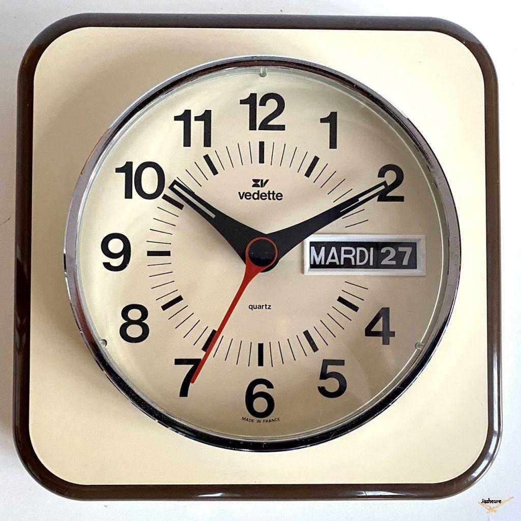 Horloge Vedette Quartz avec dateur