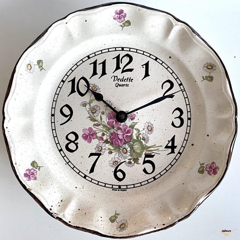 Horloge Vedette Quartz