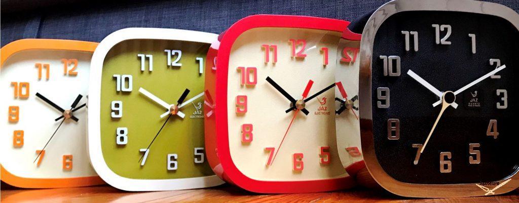 Horloge Jaz LORIC et RELIC