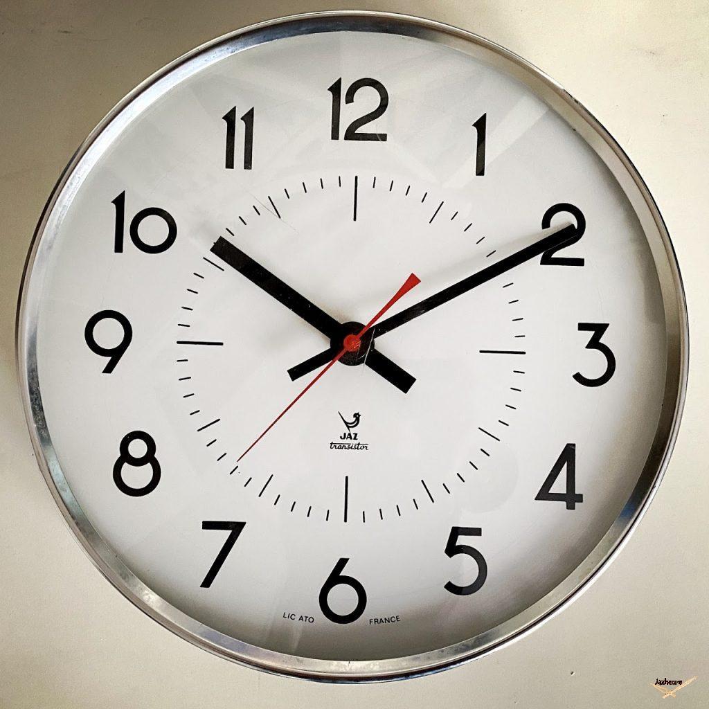 Horloge Jaz BEMIC (1967-1979)