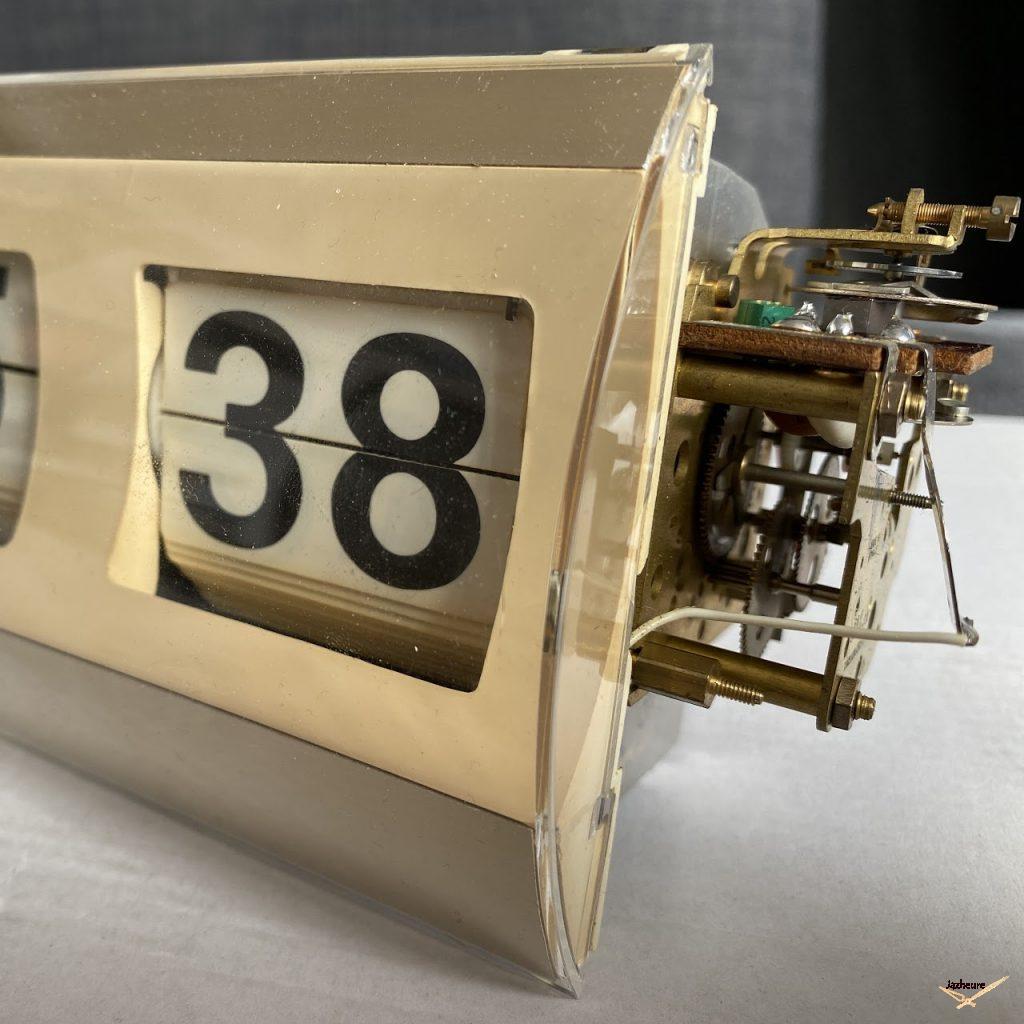 Horloge Jaz CHIFFRIC (1971-1976)
