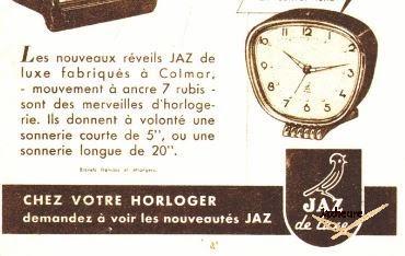 Réveil Jaz COTIC (1952-1956)