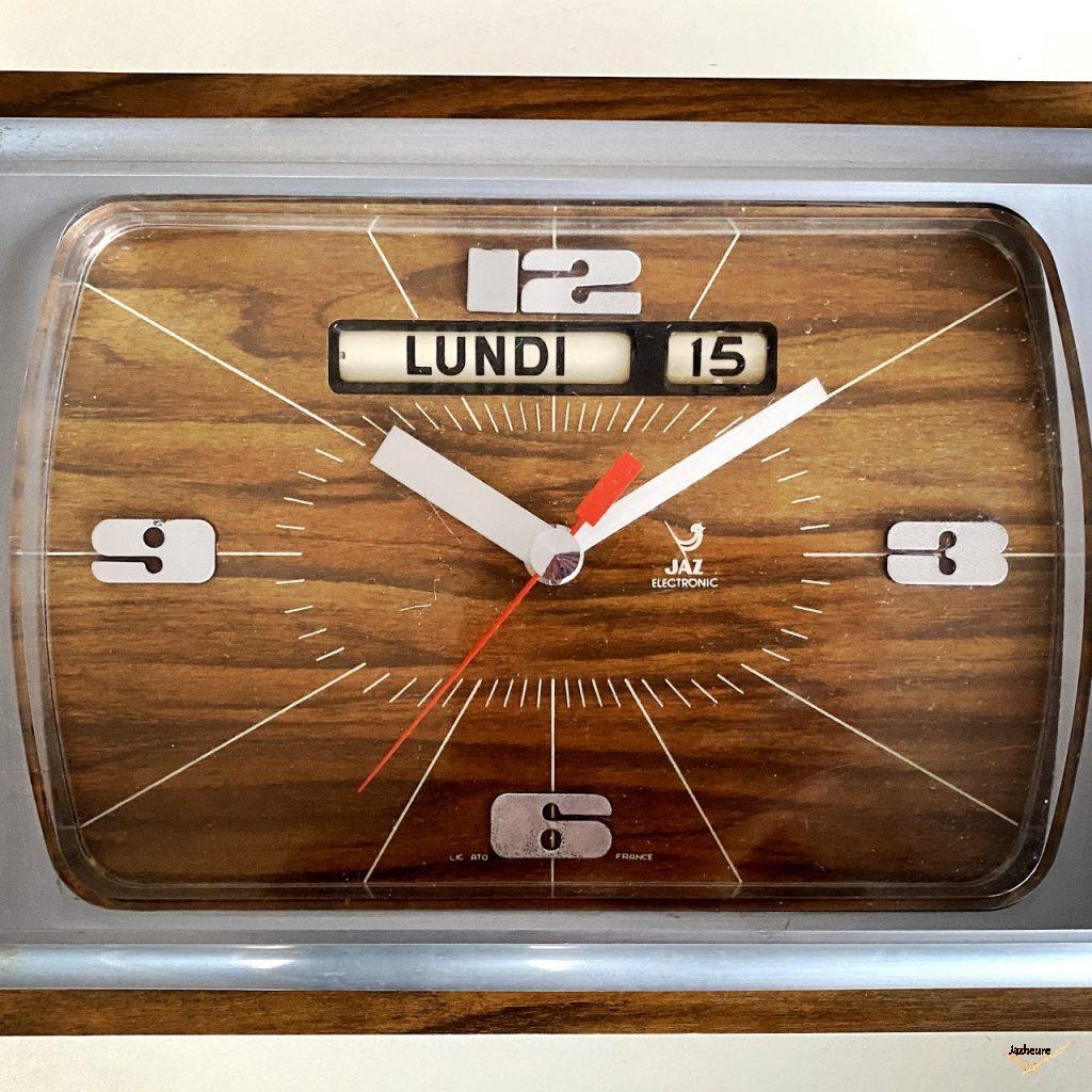 Horloge Jaz CRAZIC (1975-1983)