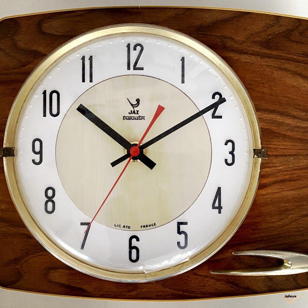 Horloge Jaz DAUPHIC (1966-1970)