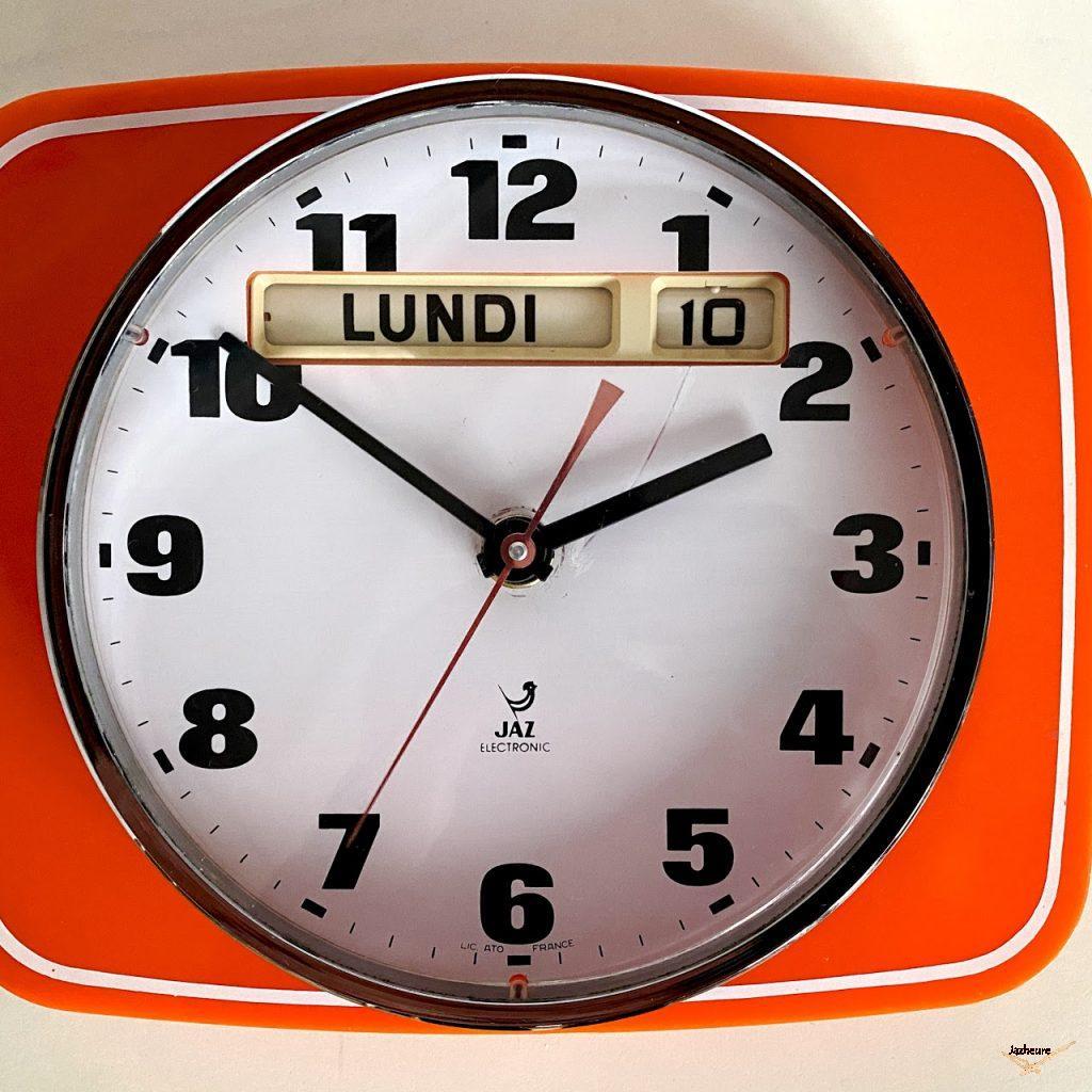 Horloge Jaz DITIC (1977-1978)