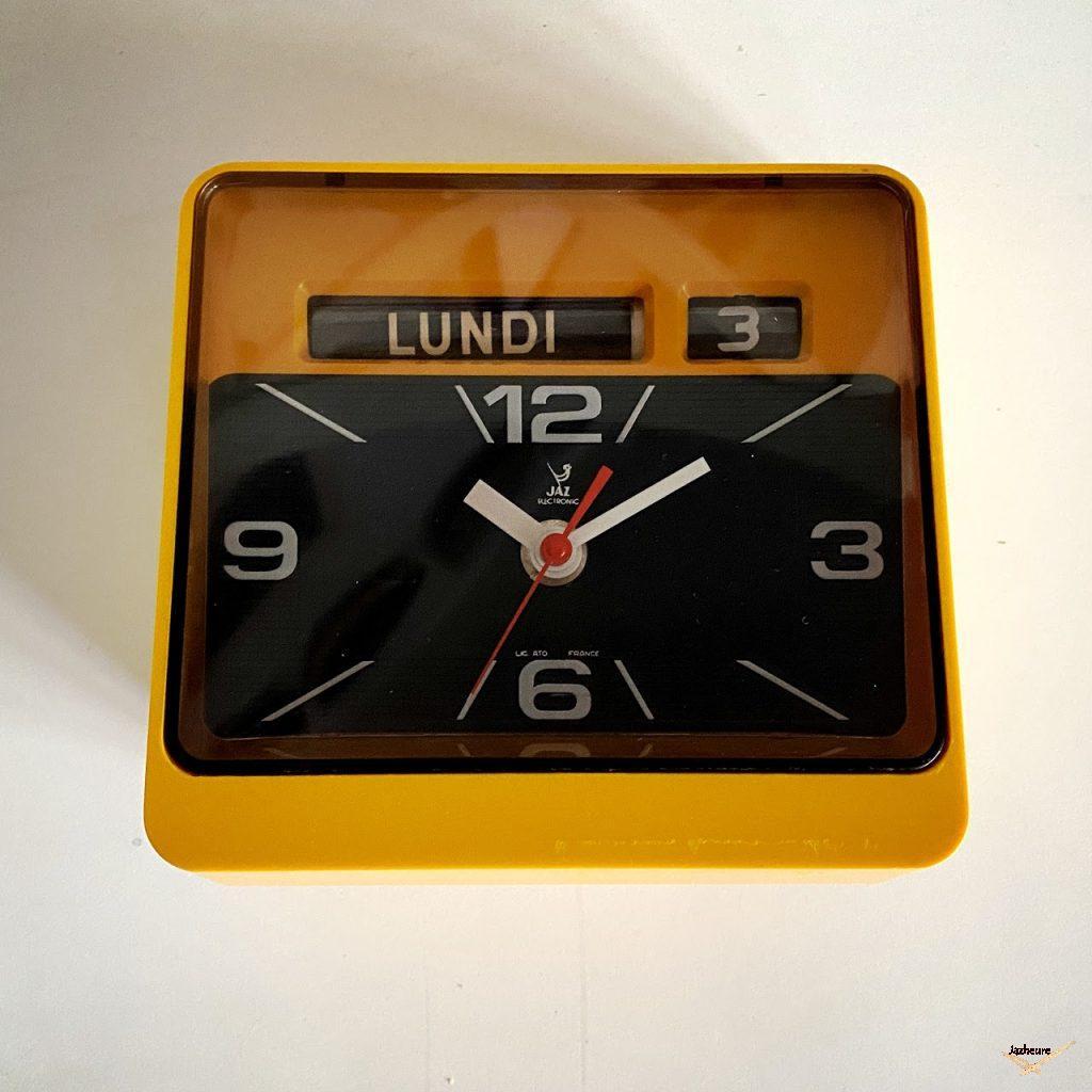Horloge Jaz FOMIC (1974-1977)