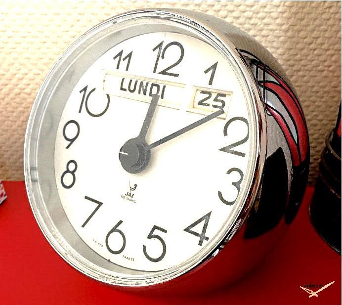 Horloge Jaz GLOBIC (1976-1979)