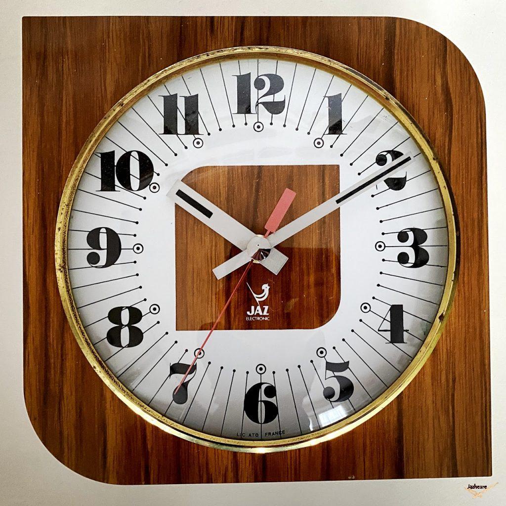 Horloge Jaz HERIC (1978-1979)