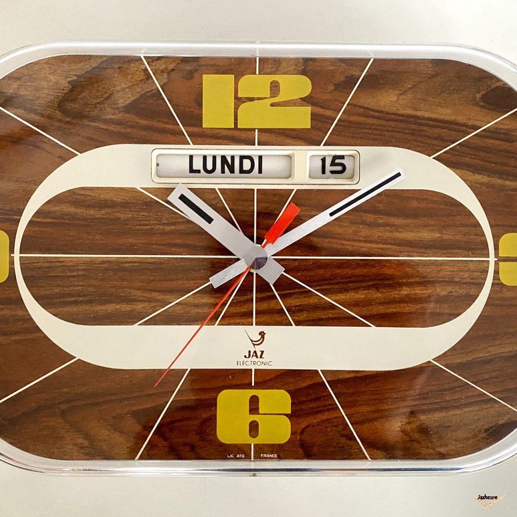 Horloge Jaz LANNIC (1975-1977)