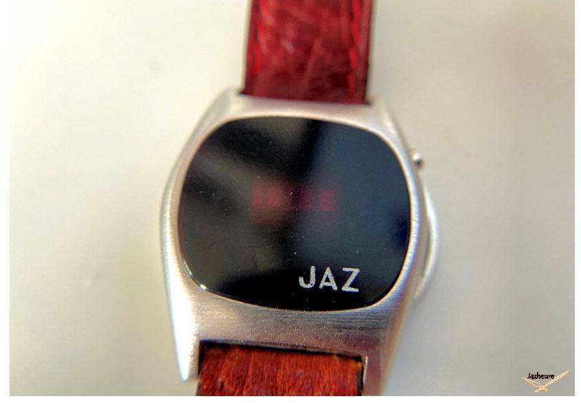 Montre Jaz LED DZ 1707 , calibre ESA 9376