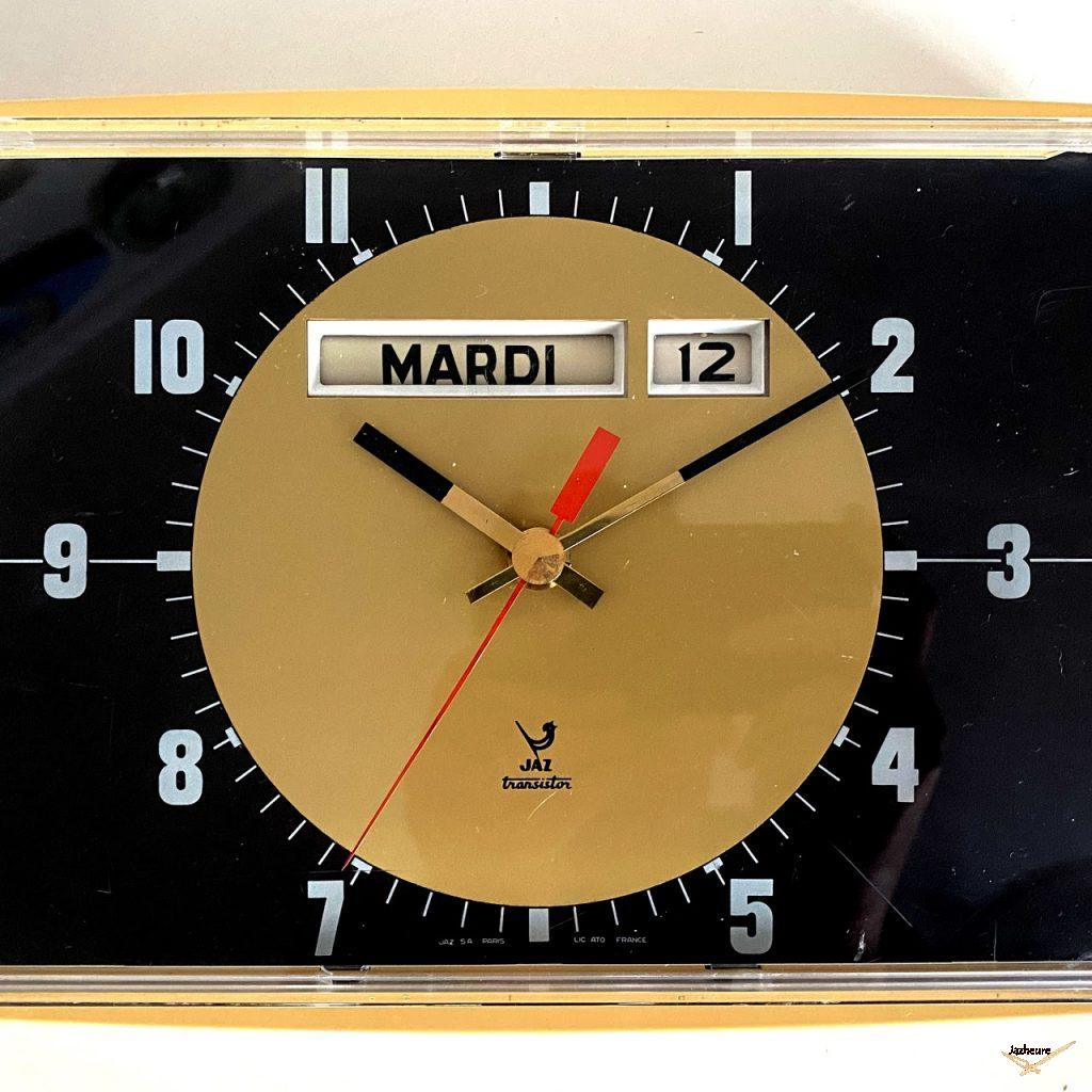 Horloge Jaz LIGNIC (1971-1975)