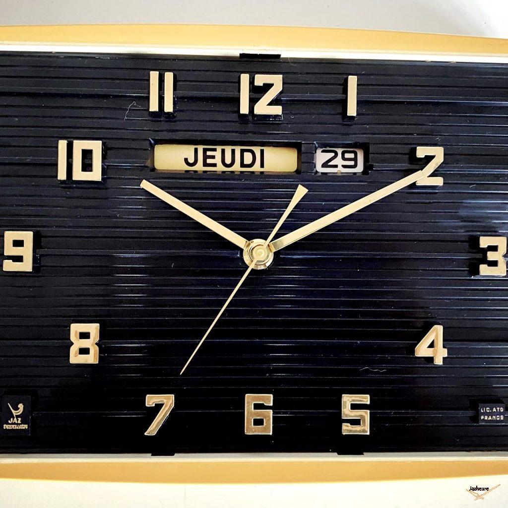 Horloge Jaz LIGNIC (1968-1970)