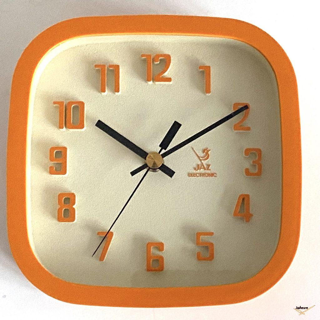 Horloge Jaz LORIC (1974-1977)