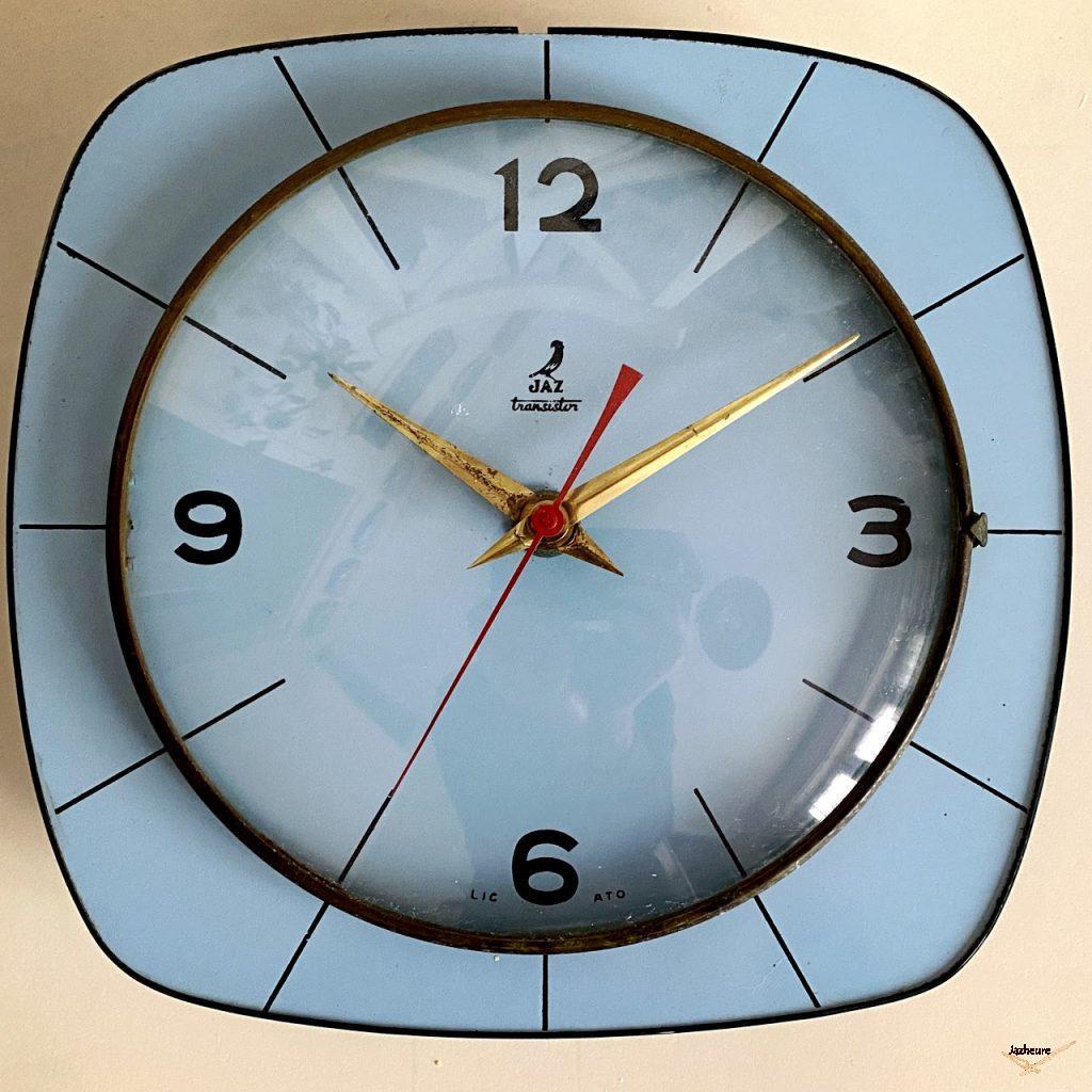 Horloge Jaz MAPIC (1962-1963)