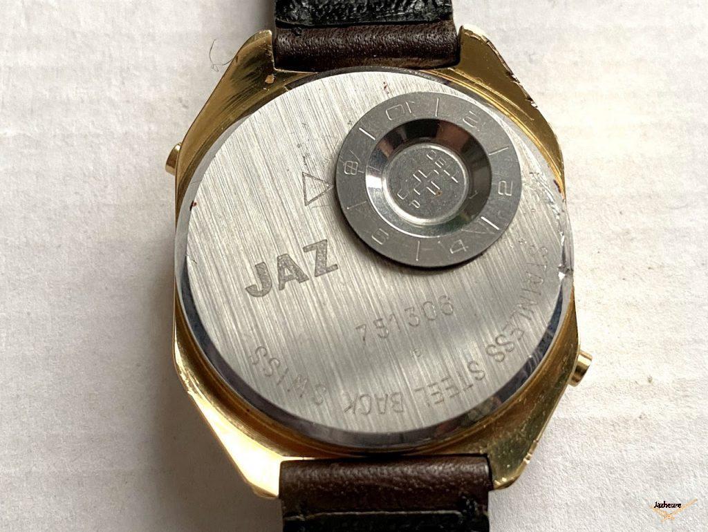 Montre Jaz CZ 1504 (1976)