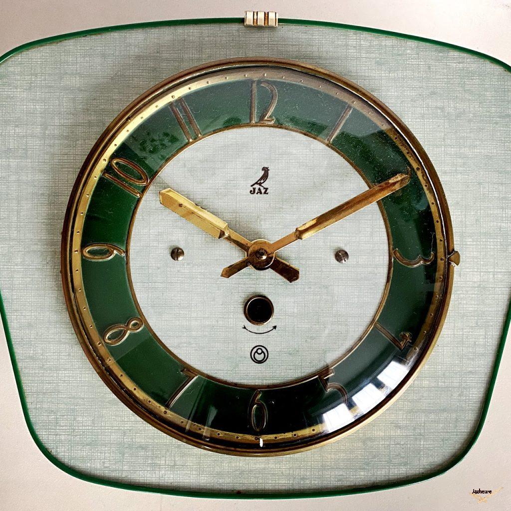 Horloge Jaz PLATIC (1958-1963)