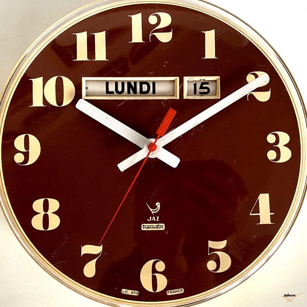 Horloge Jaz PRATIC (1971-1974)