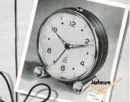 Réveil Jaz SAPIC (1951-1961)