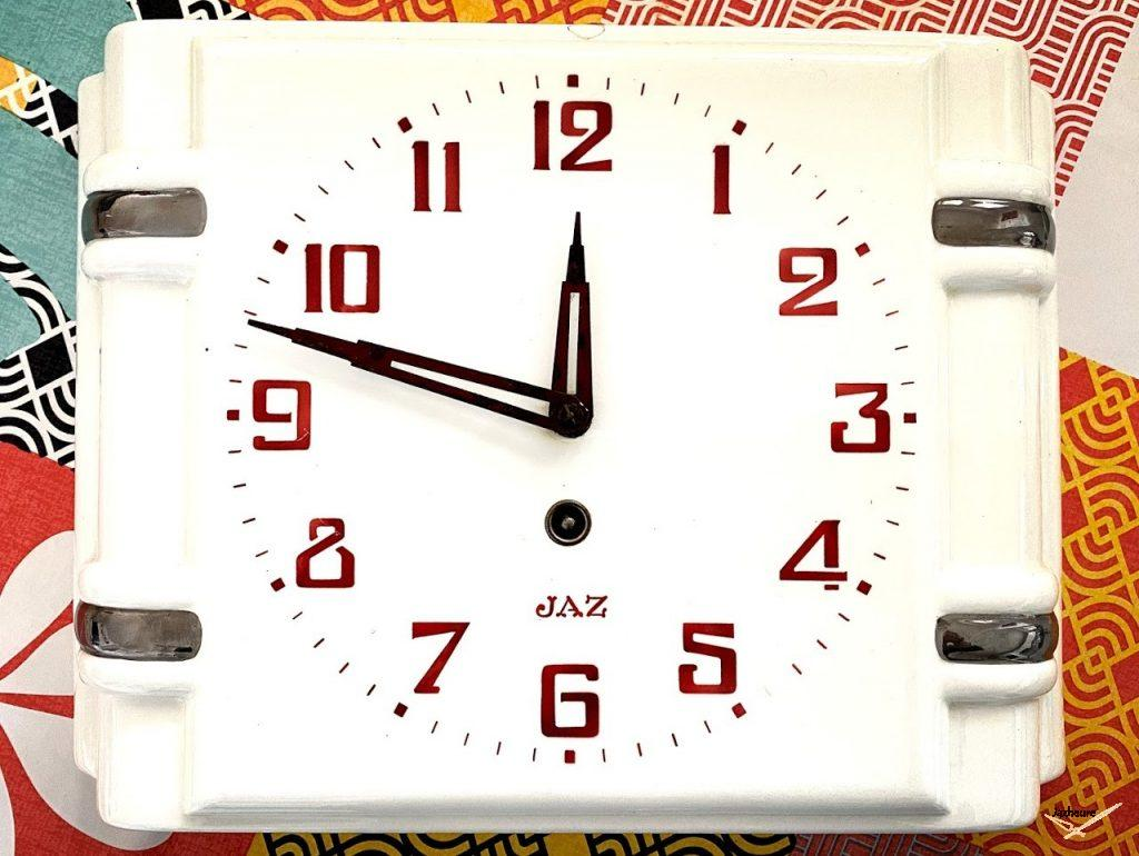 Horloge Jaz SEVRIC (1936-1937)