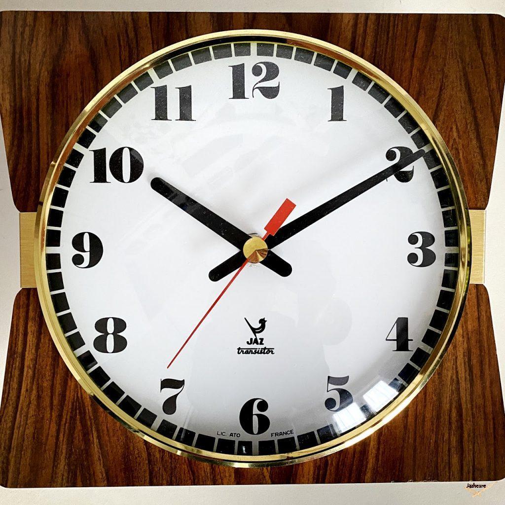 Horloge Jaz TAILLIC (1974-1975)
