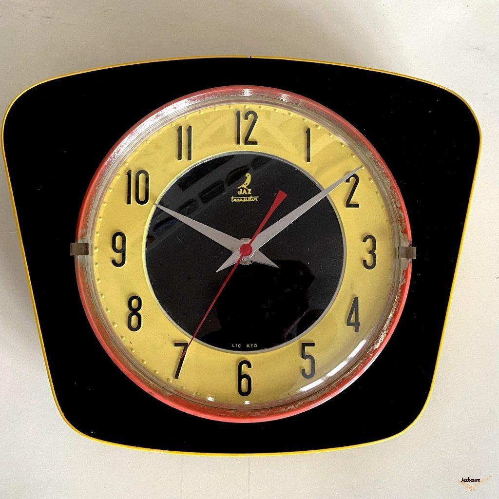 Horloge Jaz TEMIC (1963-1967)