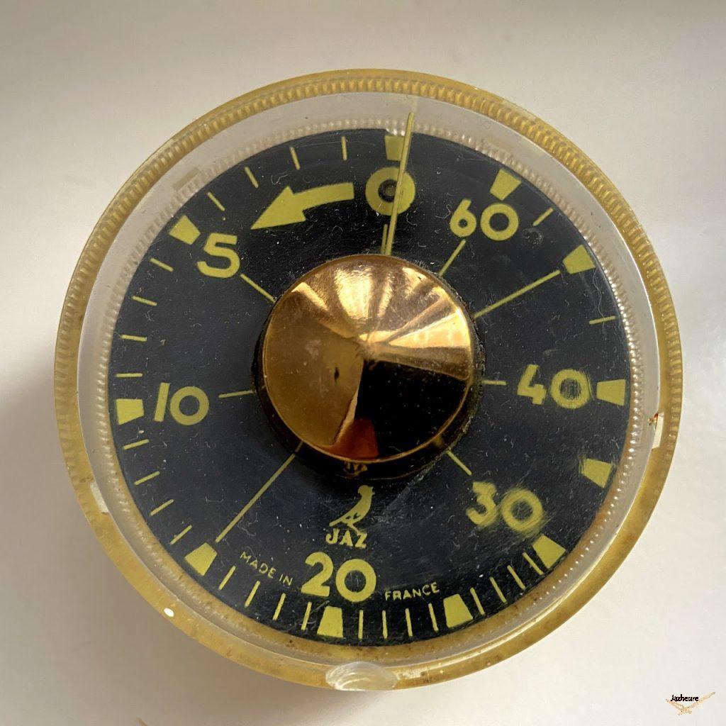 Minuteur Jaz Compte Minute TEMPIC (1962-1963)