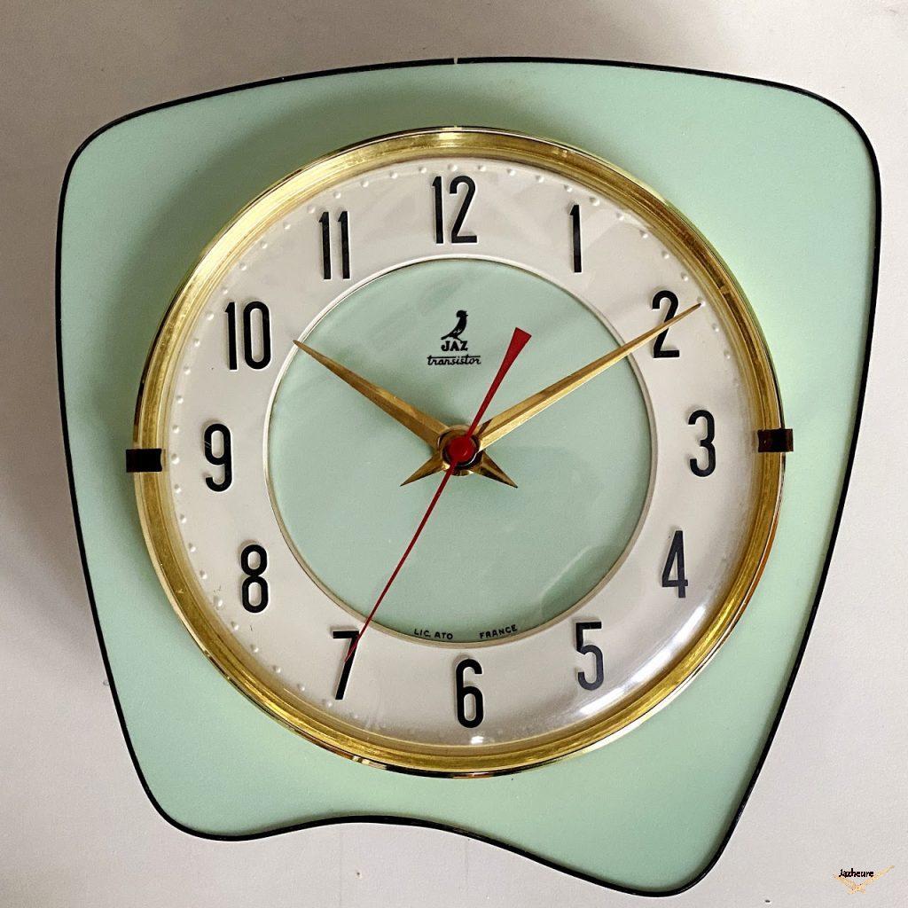 Horloge Jaz TORTIC (1963-1967)