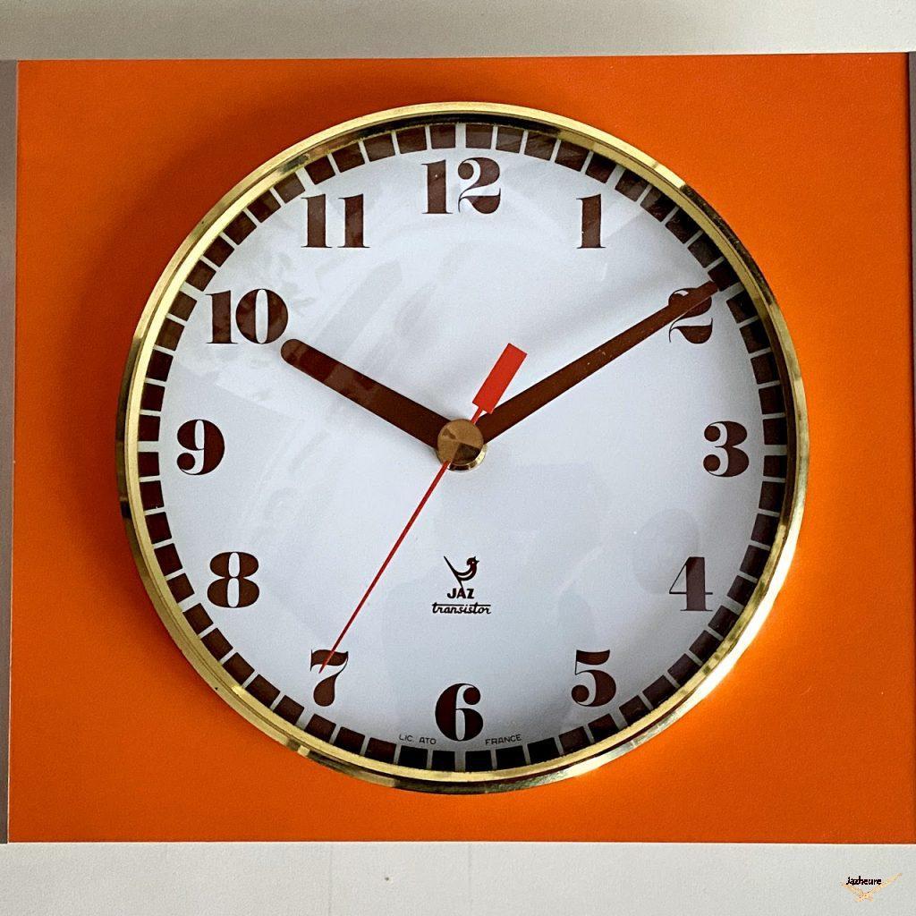 Horloge Jaz TRANCHIC (1972-1976)