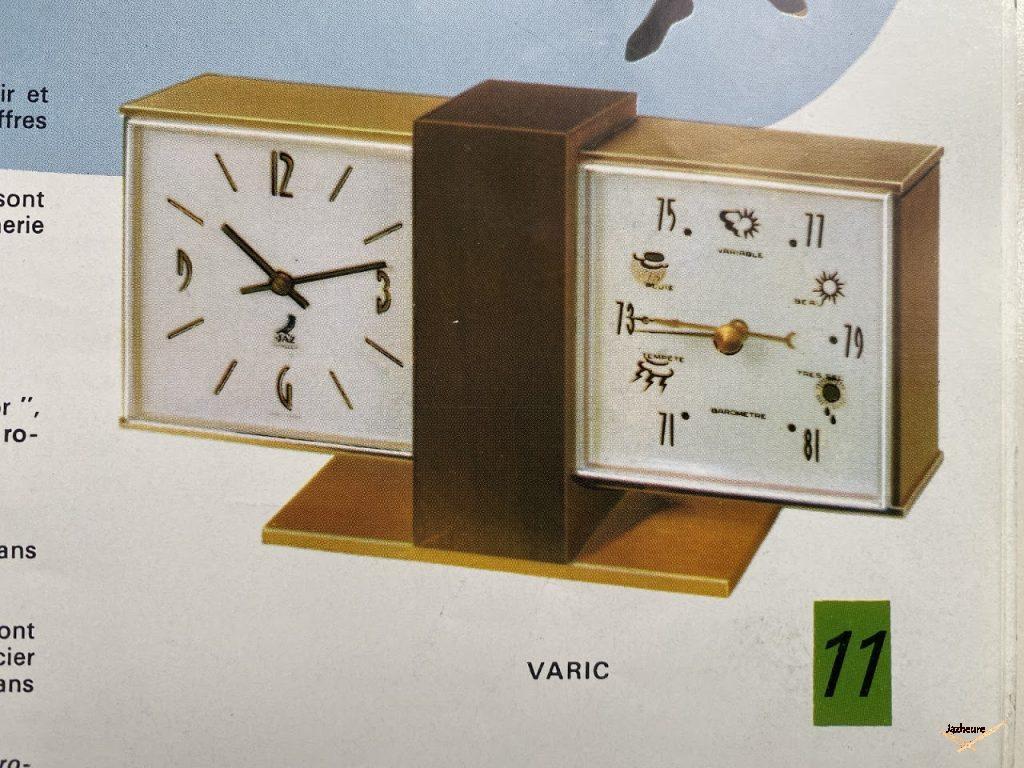 Jaz VARIC dans le catalogue 1966-1967
